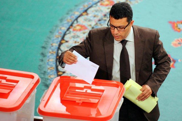 Pour être élu membre de l'Instance supérieure indépendante... (PHOTO FETHI BELAID, AFP)