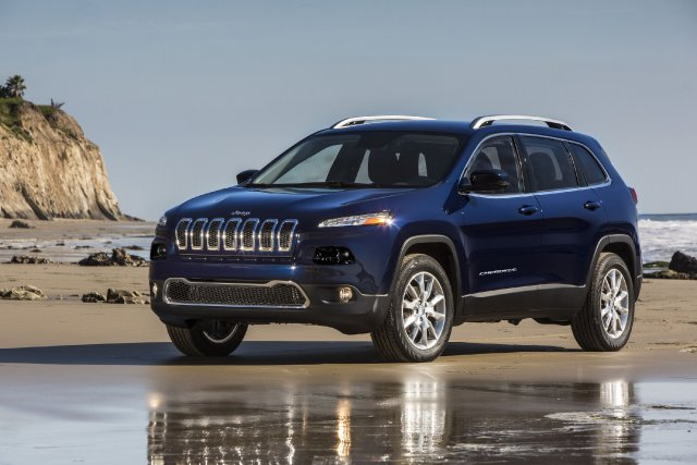 Le Jeep Cherokee 2014.... (Photo fournie par Chrysler)