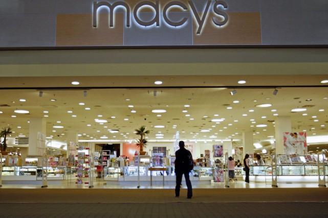 La chaîne américaine de grands magasins Macy's a annoncé mercredi qu'elle... (Photo: AP)