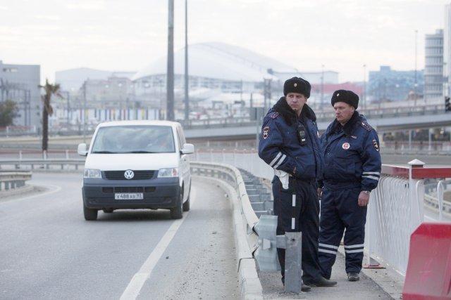 Un dispositif de sécurité exceptionnel est entré en... (PHOTO KAZBEK BASAYEV, REUTERS)