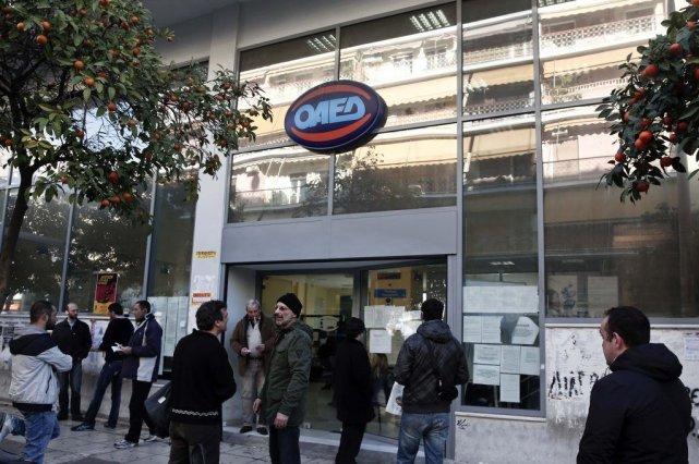Les jeunes grecs de moins de 24 ans... (PHOTO REUTERS)