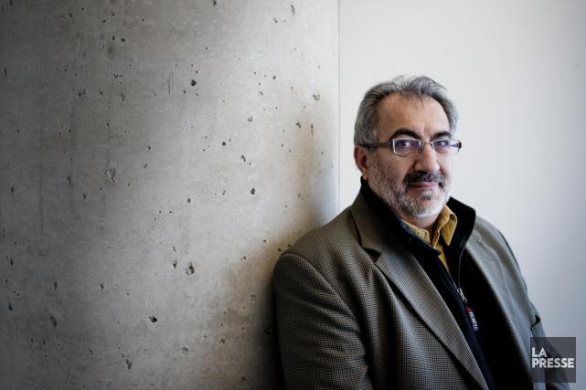Josef Ayoub, directeur au Réseau de recherche stratégique... (PHOTO MARCO CAMPANOZZI, LA PRESSE)