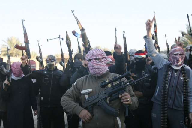 En 2014, la présence des combattants de l'EIIL,... (PHOTO REUTERS/STRINGER)
