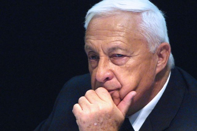 L'ex-premier ministre Ariel Sharon, photographié en 2006.... (PHOTO RINA CASTELNUOVO, ARCHIVES THE NEW YORK TIMES)