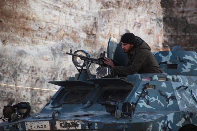 Exaspérée par les abus commis par l'EIIL et... (Photo Fadi Mashan, Reuters)