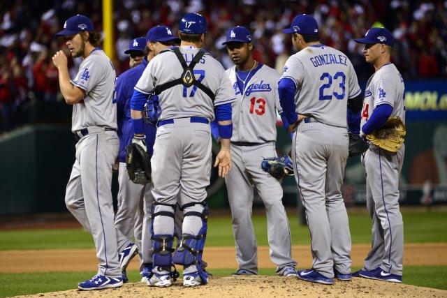 Après avoir pris part au match d'ouverture du baseball majeur en Australie, les... (Photo Scott Rovak, USA Today)
