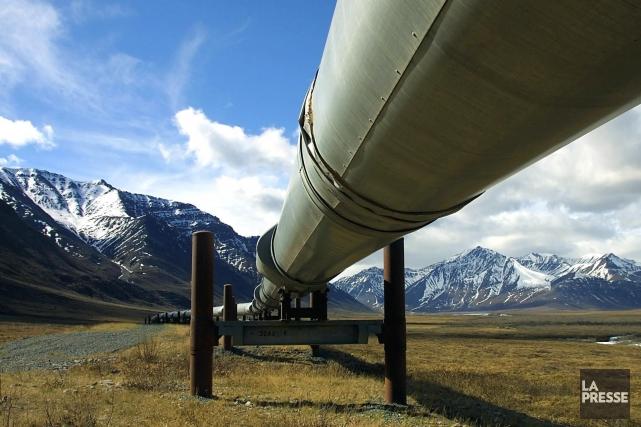 La société énergétique Canadian Natural Resources (T.CNQ)... (Photo Monica Almeida, Archives The New York Times)