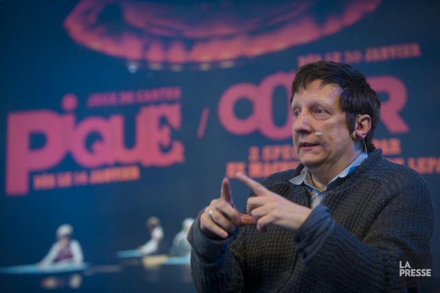 Robert Lepage a choisi un groupe d'acteurs (québécois,... (Photo André Pichette, La Presse)