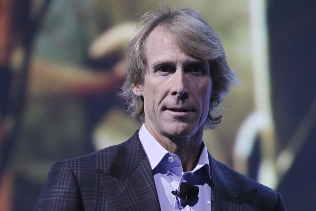Michael Bay... (Photo: archives AP)
