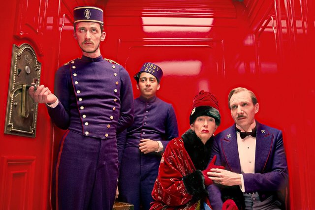 The Grand Budapest Hotel... (Photo Fox Searchlight)