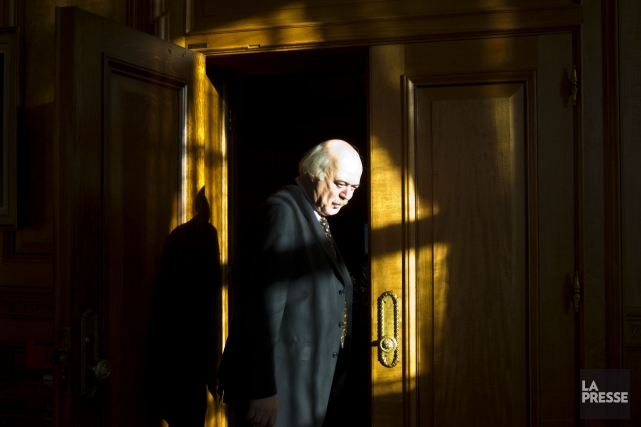 L'ex-maire Laurent Blanchard.... (PHOTO OLIVIER JEAN, LA PRESSE)
