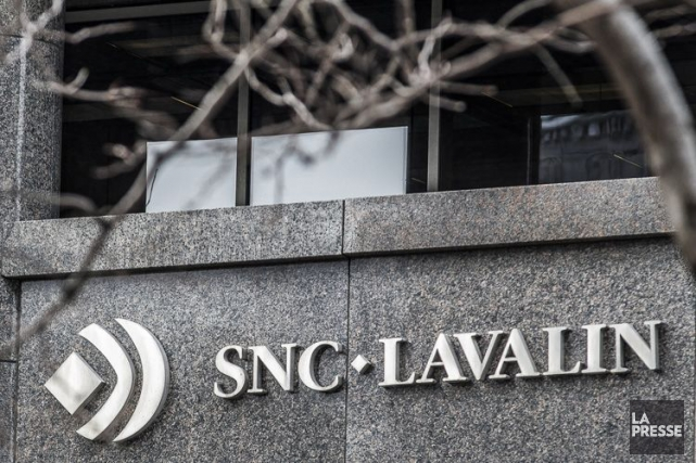 SNC-Lavalin (T.SNC) a conclu une entente avec Les Diamants... (PHOTO ARCHIVES LA PRESSE)