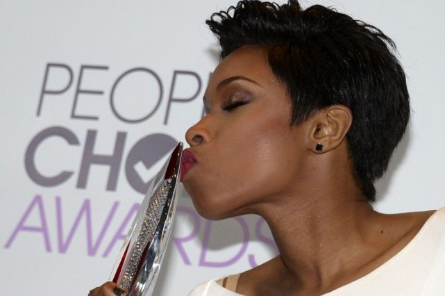 Jennifer Hudson... (Photo: Reuters)