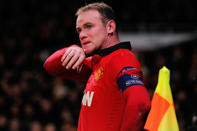 Wayne Rooney... (Photo Andrew Yates, AFP)