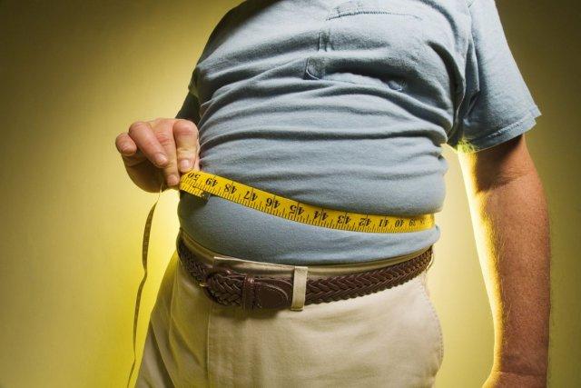 Les hommes maigres mais en mauvaise forme physique sont moins à risque d'être... (PHOTO DIGITAL VISION/THINKSTOCK)