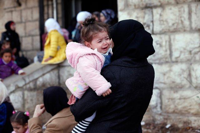 Yarmouk abritait, avant le début du conflit syrien... (Photo Jamal Saidi, archives Reuters)