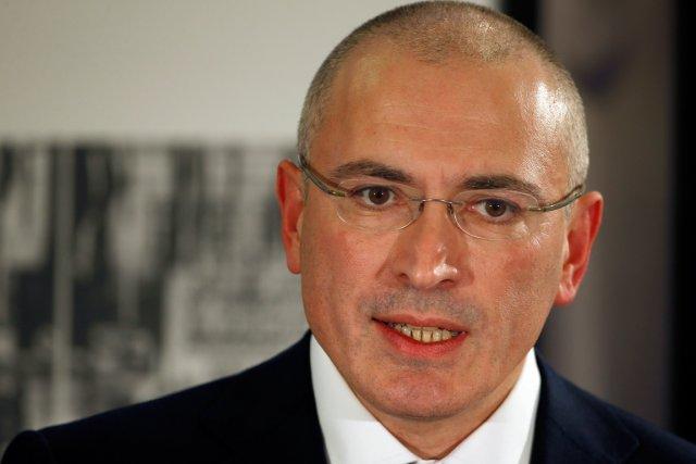 L'ex-oligarque russe Mikhaïl Khodorkovski.... (Photo Michael Sohn, archives AP)