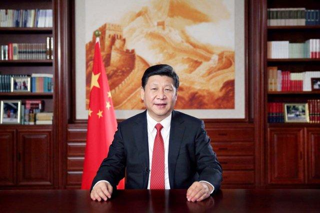 Sont également impliqués des proches de Xi Jinping,... (PHOTO LAN HONGGUANG, REUTERS/XINHUA)
