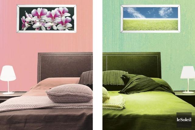 Faire chambre part gabrielle thibault delorme mobilier for Chambre a part couple
