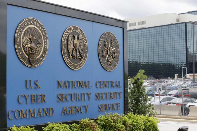 Le campus de la NSA à Fort Meade,... (PHOTO PATRICK SEMANSKY, ARCHIVES AP)