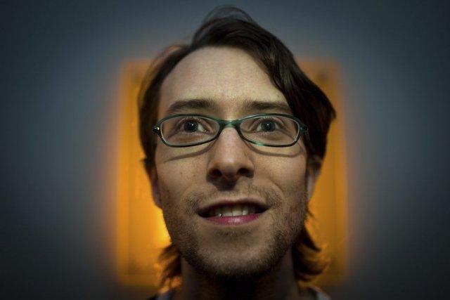 Alex Marion, 26 ans, est l'un des 75Canadiens... (PHOTO DARRYL DYCK, PC)