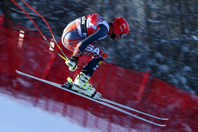 Bode Miller... (Photo Alessandro Trovati, archives AP)