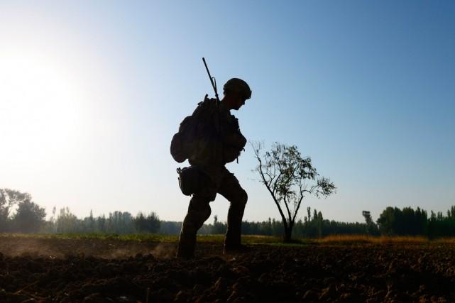 Les responsables du Pentagone reconnaissent ne pas savoir... (PHOTO ARCHIVES AFP)