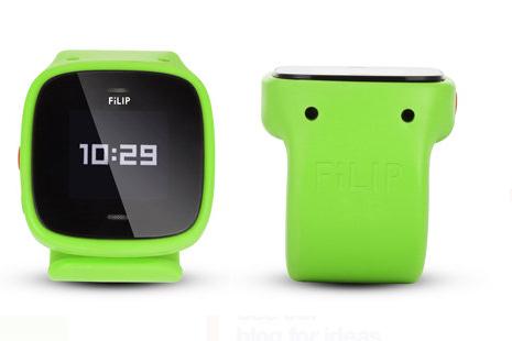 La montre intelligente et ludique Filip pourrait rassurer bien des parents en...