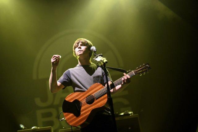 L'auteur-compositeur britannique Jake Bugg se produit au Métropolis... (Photo Dylan Martinez,  REUTERS)