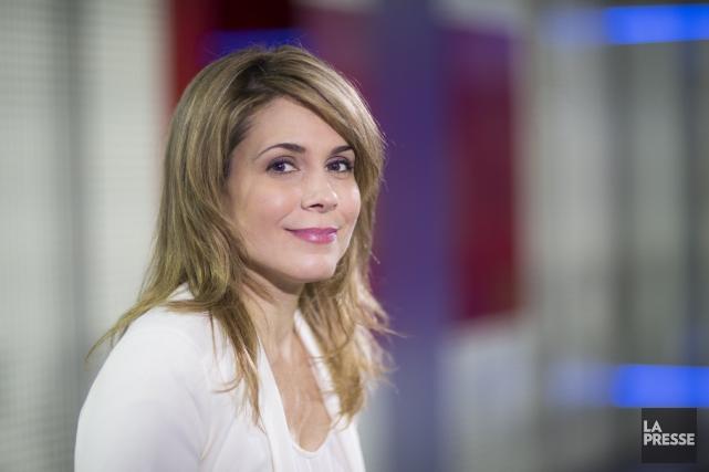 À partir de lundi 21h sur les ondes de TVA, Julie Perreault incarnera, dans... (PHOTO OLIVIER PONTBRIAND, LA PRESSE)