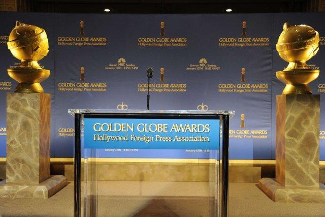 Avec les animatrices Tina Fey et Amy Poehler à la barre, la soirée des Golden... (Photo Robyn Beck, AFP)