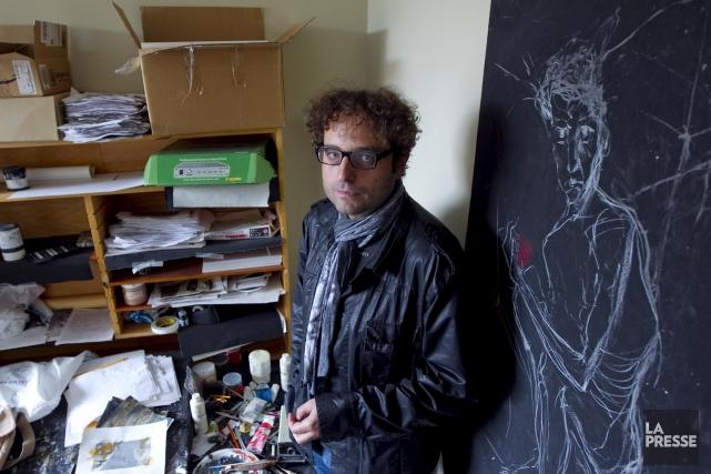 Le cinéaste d'animation montréalais Theodore Ushev signe la... (PHOTO ALAIN ROBERGE, ARCHIVES LA PRESSE)