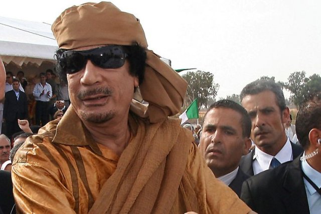 Depuis la chute de Mouammar Kadhafi en octobre... (Photo: AFP)