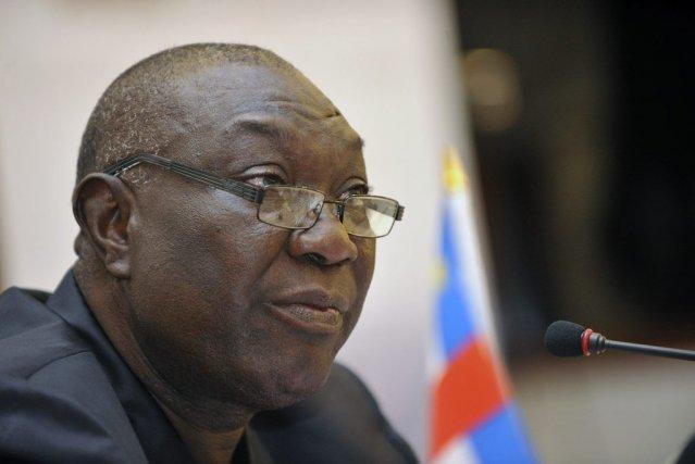 L'ex-président, Michel Djotodia, a de nombreuses relations au... (SIA KAMBOU, AFP)