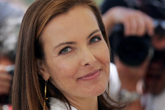 Carole Bouquet... (PHOTO FRANCOIS GUILLOT, ARCHIVES AFP)