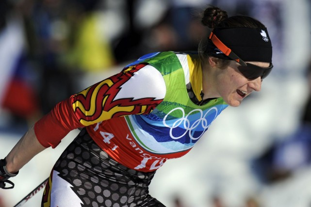Daria Gaïazova... (Photo archives AFP)