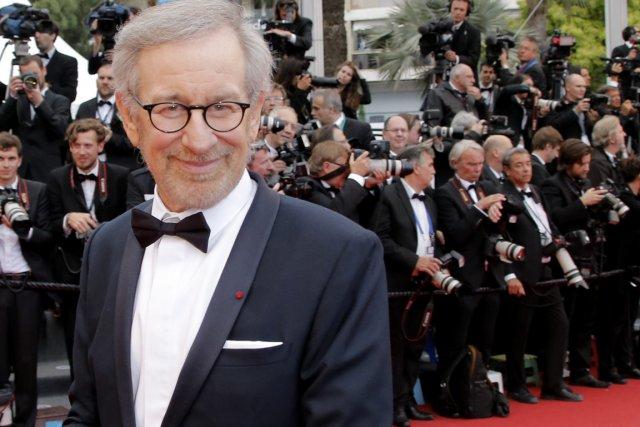 Steven Spielberg... (Photo François Mori, AP)
