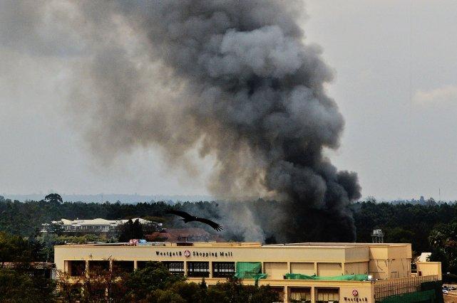 L'attaque du centre commercial avait fait 67 morts.... (PHOTO CARL DE SOUZA, ARCHIVES AFP)