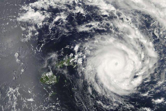 Les Tonga sont un royaume de quelque 170... (PHOTO NASA / AFP)