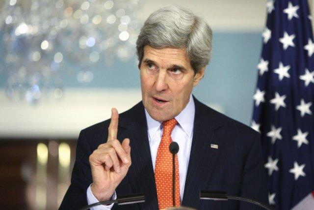 John Kerryparticipera dimanche à une nouvelle réunion du... (PHOTO JONATHAN ERNST, ARCHIVES REUTERS)