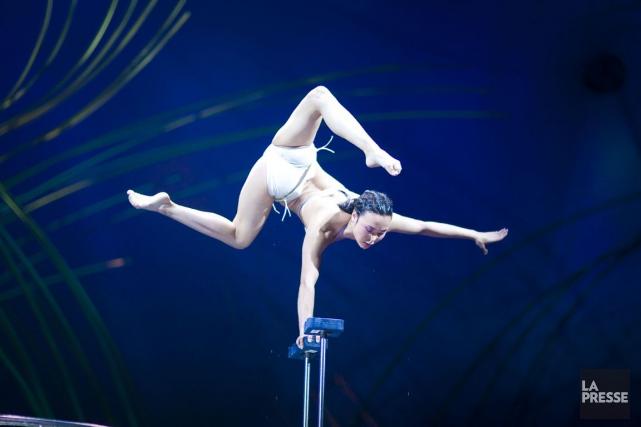 Quelle direction artistique prendra le Cirque du Soleilsous la gouverne de... (Photo: archives La Presse)