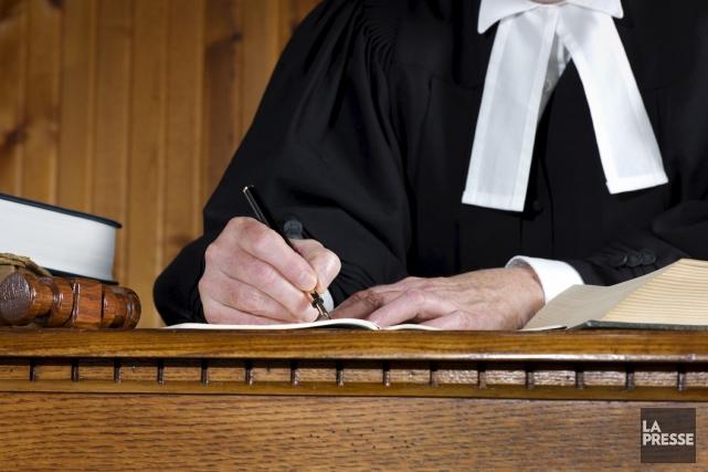 En tout temps, quelque 50 000 affaires juridiques... (ARCHIVES, La Presse)