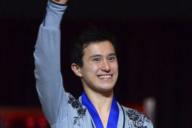 Patrick Chan... (PHOTO LA PRESSE CANADIENNE)