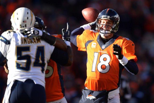 Les Broncos accueilleront les Patriots de la Nouvelle-Angleterre... (Photo: Reuters)