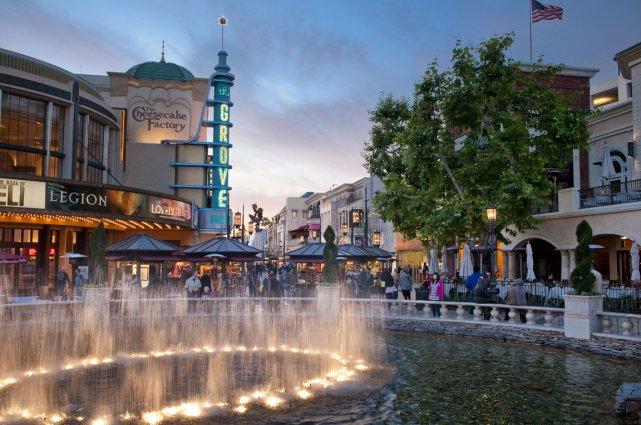 LecentrecommercialThe Grove, à Los Angeles, a ouvert ses... (PHOTO FOURNIE PAR LE RETAIL'S BIG SHOW)