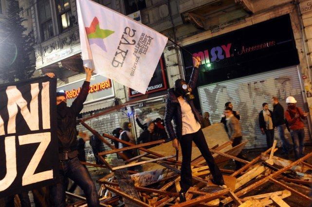 La Turquie a été le théâtre de plusieurs... (PHOTO OZAN KOSE, AGENCE FRANCE-PRESSE)