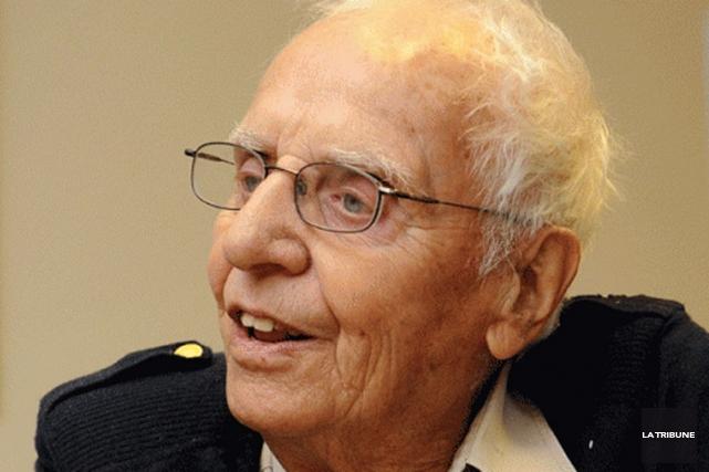 Gilles «Gilbert» Boulanger était l'un des derniers vétérans... (Photo fournie par Frédéric Côté, Imacom)