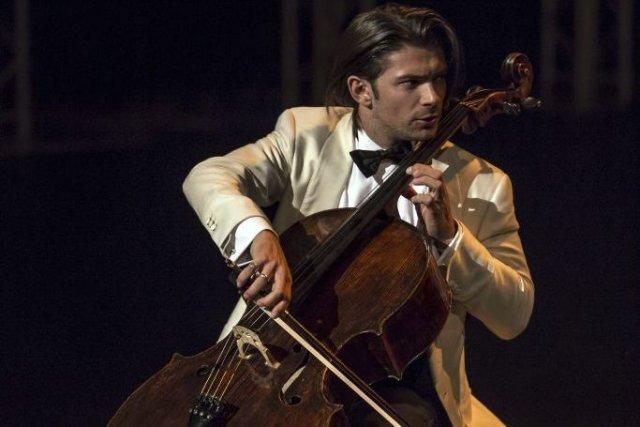 Invités de l'OSM, Gautier Capuçon et son violoncelle... (Photo: fournie par Gregory Batardon)
