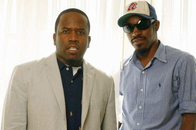 Antwan «Big Boi» Patton et André «André 3000»... (Photo: archives AP)