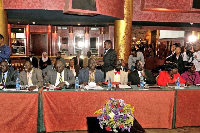 Selon des sources proches des négociations, certains membres... (Photo CARL DE SOUZA, AFP)